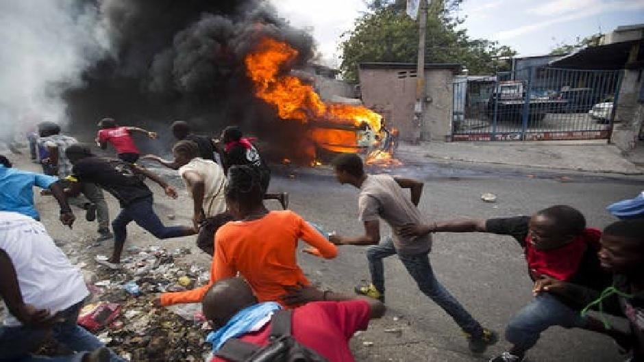 Haïti: Jovenel Moïse  « Une force ténébreuse responsable de la violence et de l'instabilité politique »