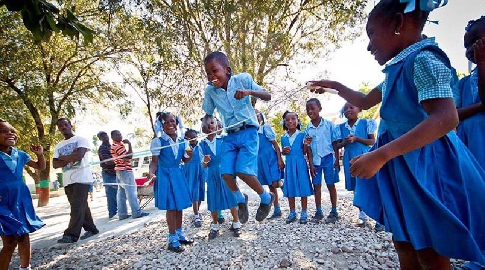 Haiti: Inauguration de trois écoles et rénovations de plusieurs autres par la Fondation Digicel
