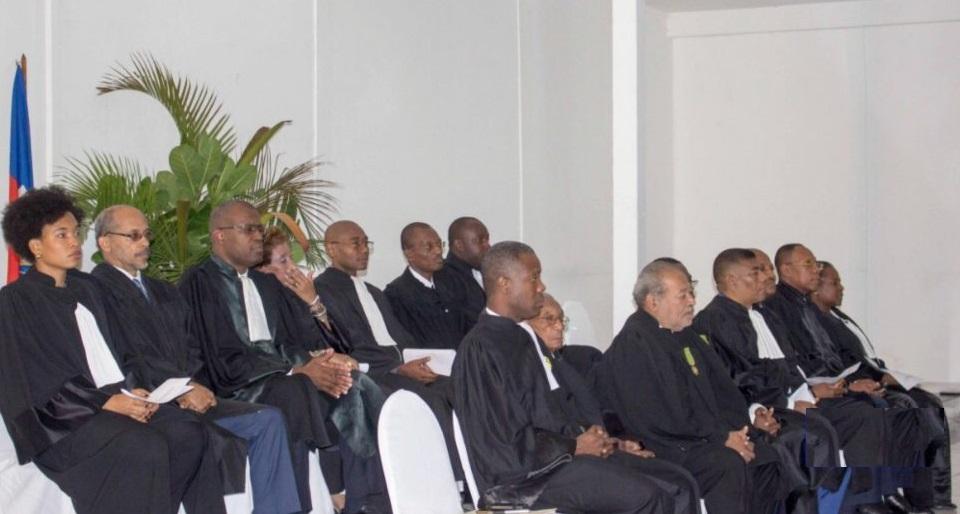 Haïti: La DCPJ souhaite auditionner la secrétaire de Me Dorval et 3 avocats du Barreau