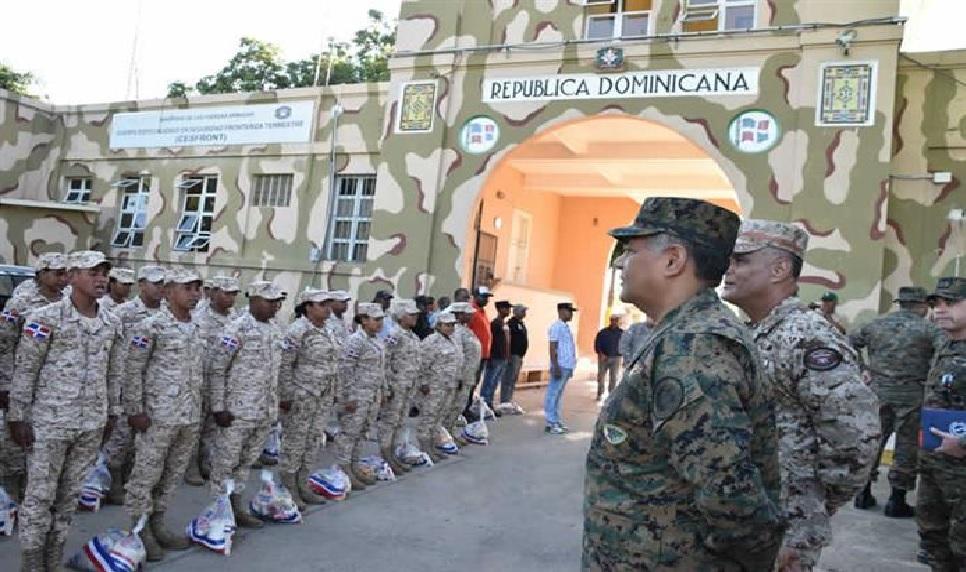 Monde:  Le Président dominicain Luis Abinader ordonne le renforcement de la frontière avec Haïti