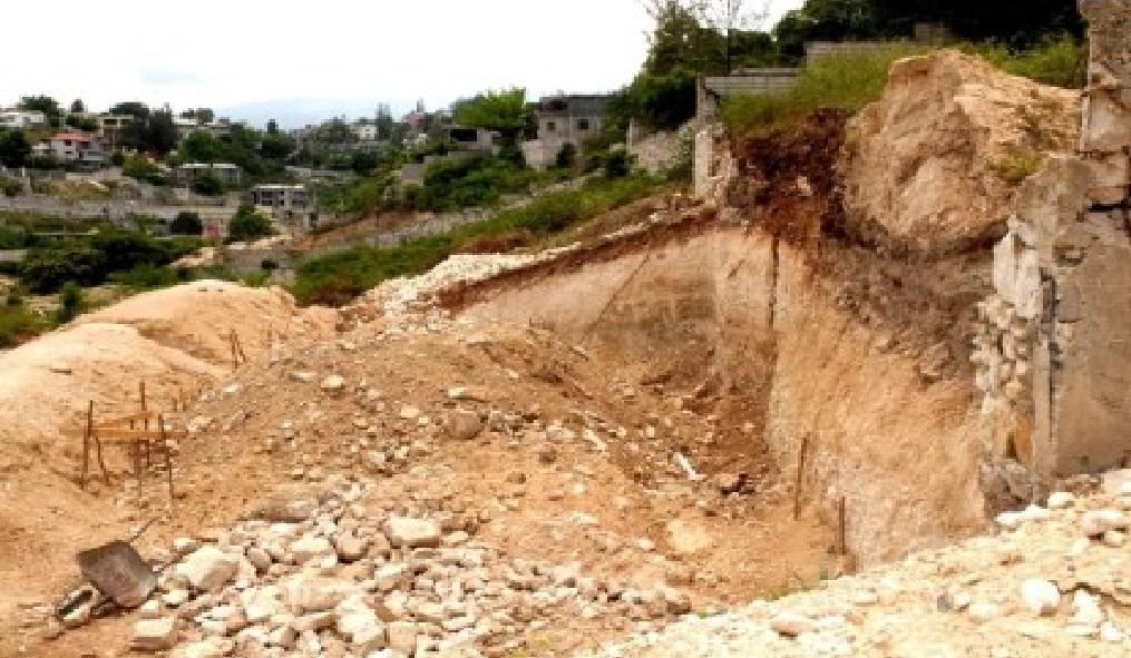 Haïti: Quatre personnes d'une même famille tuées dans un glissement de terrain