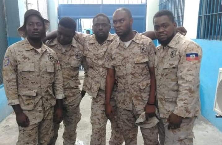 Haïti: Libération des policiers censés de surveiller la résidence de Me Monferrier Dorval