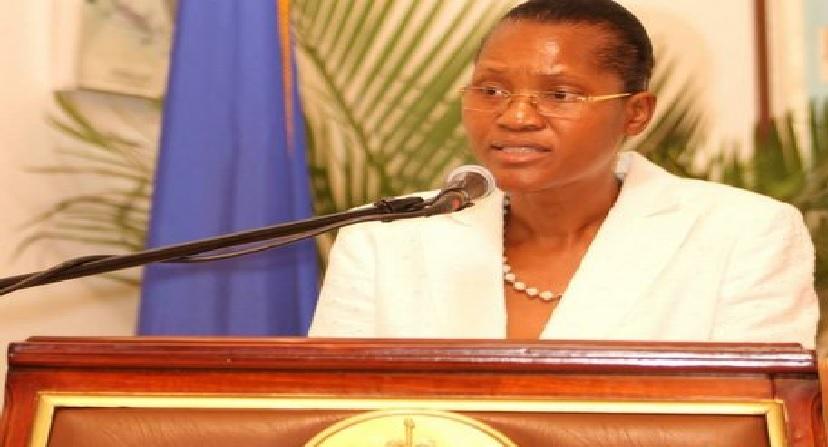 Haïti: La Magistrate Wendelle Coq, membre fondatrice de l'ANAMAH, menacée de mort