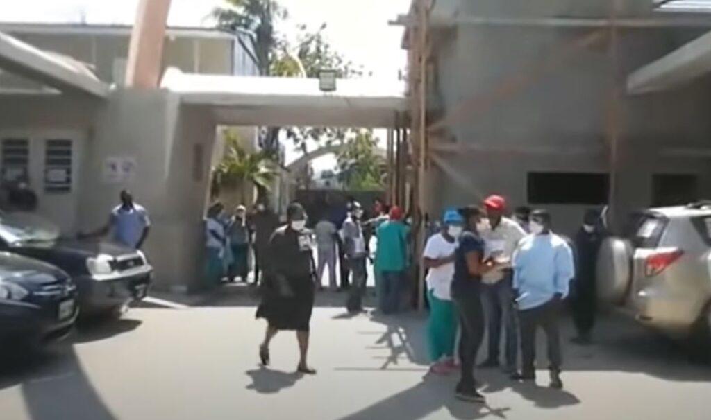 Haïti: Nouvelle police d'assurance avec l'hôpital Bernard Mews pour soigner les policiers