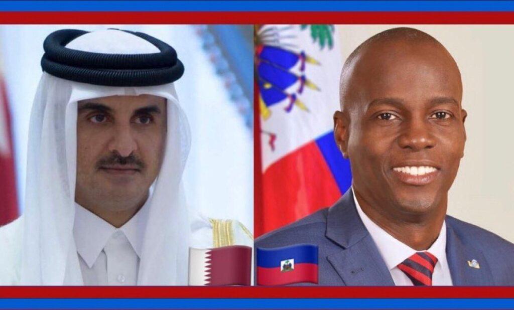 Monde: Haïti renforce ses relations diplomatiques avec le Qatar