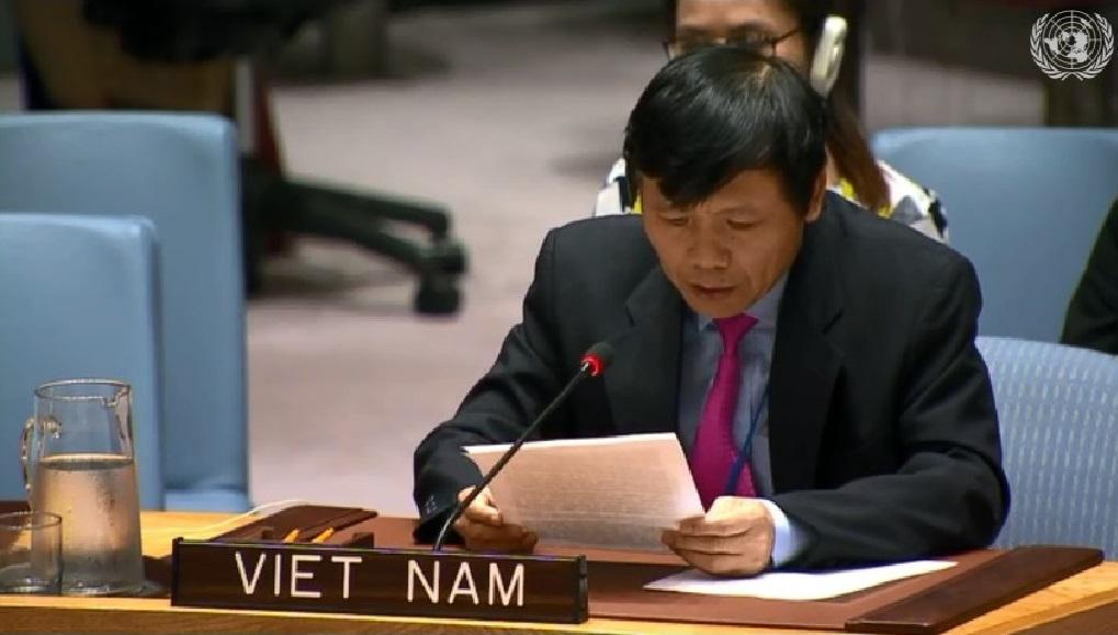Monde: Le Vietnam exprime son inquiétude face aux défis et à l'instabilité en Haïti