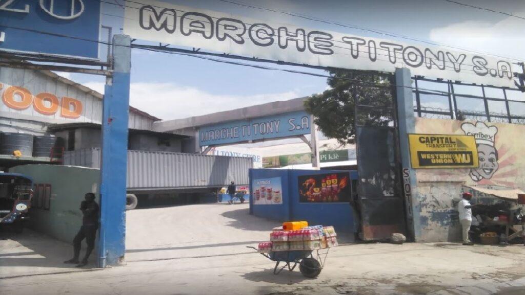 Haïti: Attaque armée contre les locaux du Marché Ti Tony, plusieurs blessés