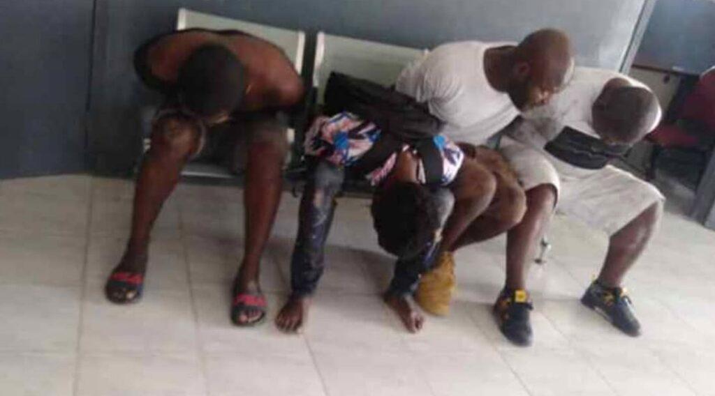 """Haïti: Arrestation de 4 présumés bandits dont le numéro 3 du gang """"5 secondes"""" Ti Peter"""