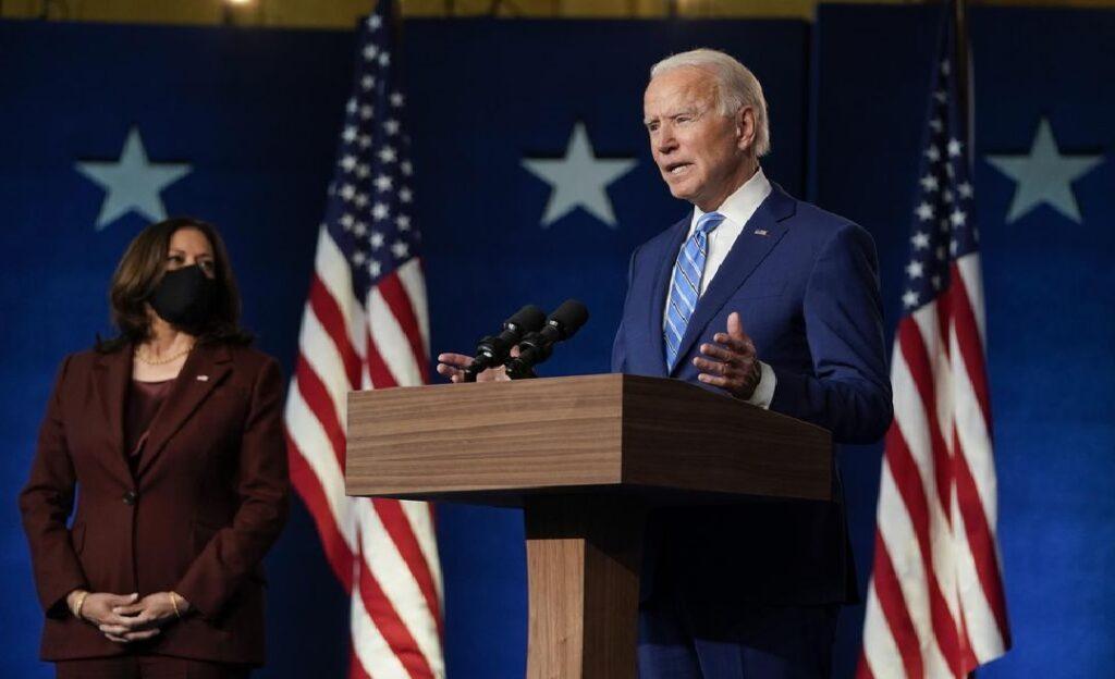 Monde: Joe Biden plus près que jamais du pouvoir