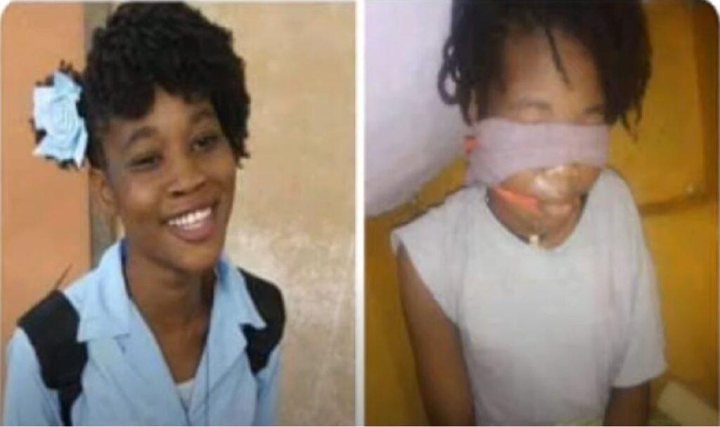 Haïti: De la consternation suite à la séquestration et l'assassinat de la jeune Evelyne Sincère