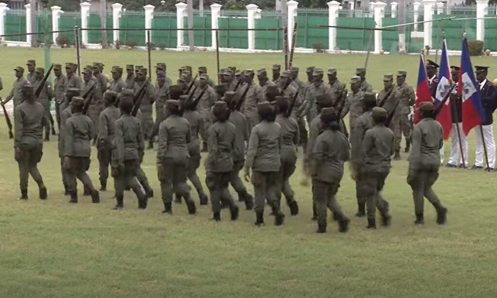Haïti: L'état-major des FAD'H envisage le recrutement de 3 500 à 5 000 soldats