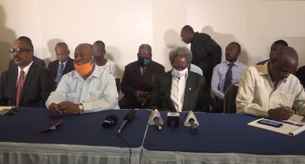 Haïti: Création des «Forces Nationales pour la Démocratie» nouvelle structure de l'opposition
