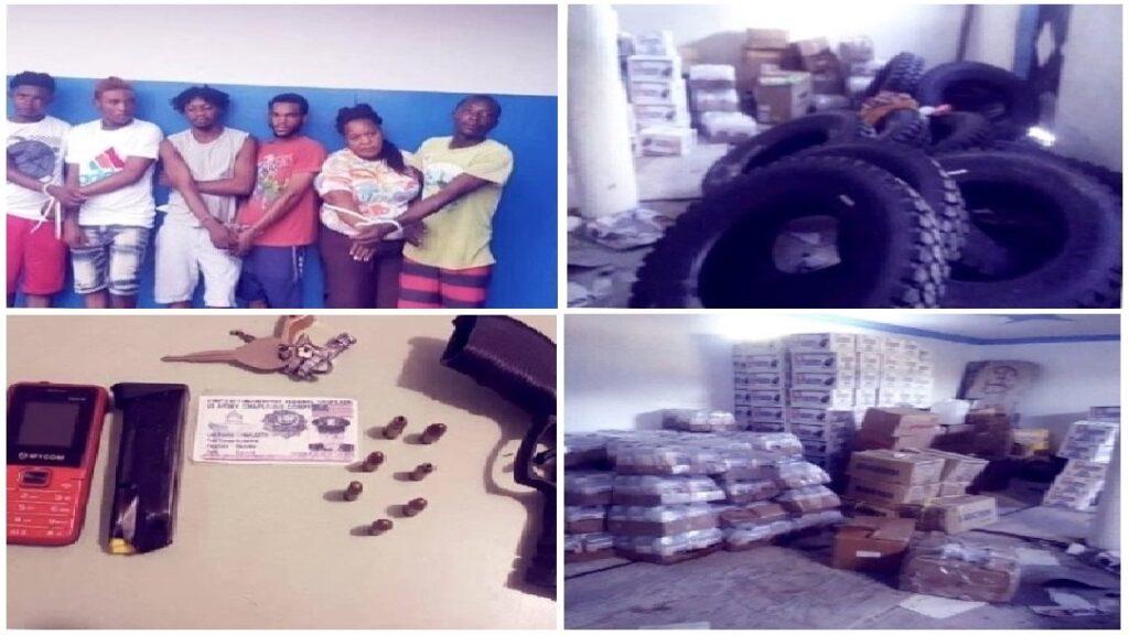Haïti: Une importante opération de la PNH conduit au démantèlement d'un puissant réseau de gang