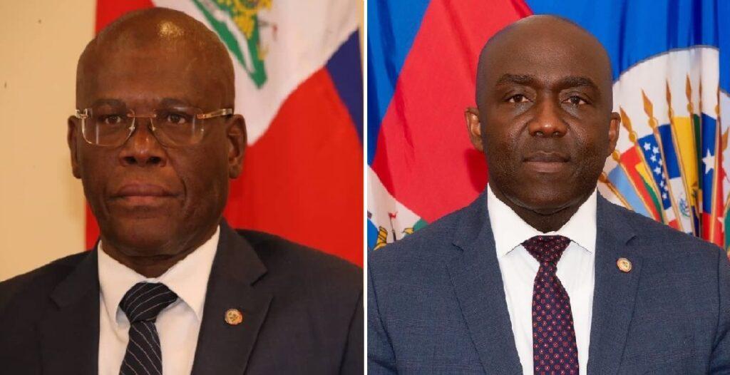 Haïti: Le PM appelle le nouveau chef de la PNH à rétablir un climat sécuritaire à travers le pays