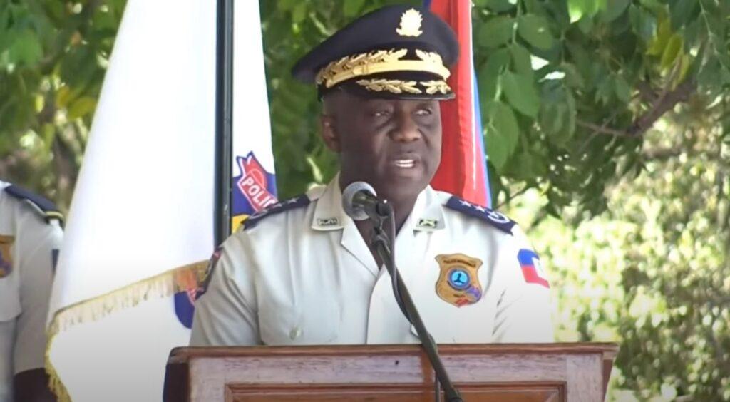 Haïti: Léon Charles promet de reprendre le contrôle du territoire national des gangs armés