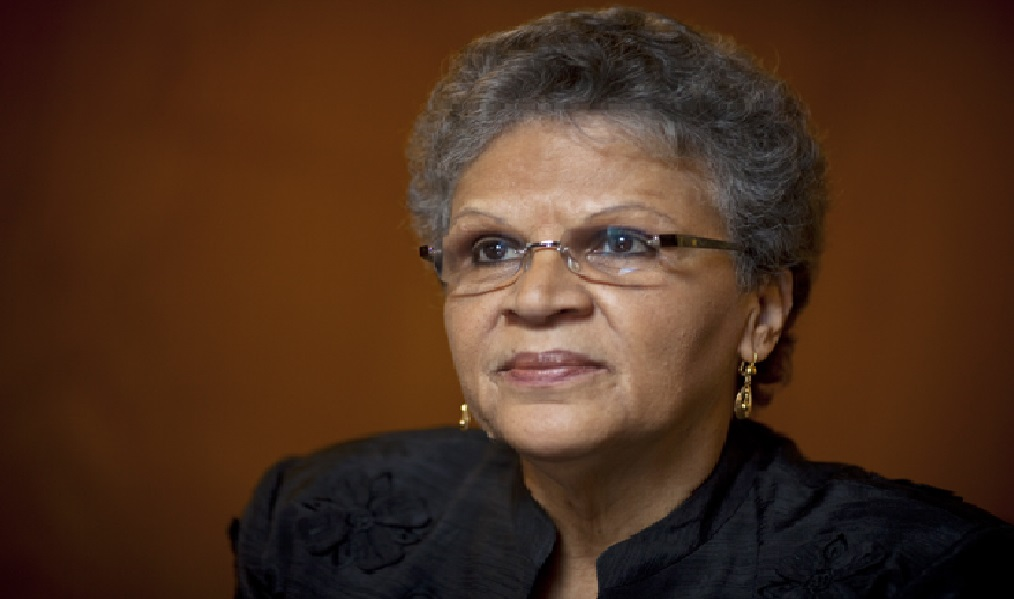 "Monde: Michèle Duvivier Pierre-Louis sacrée ""Women Political Leaders Trailblazer Award Winner 2020"""
