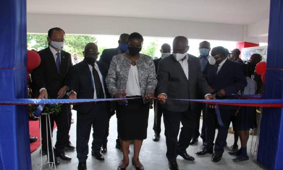 Haïti: Inauguration de douze nouvelles écoles, construites dans le Centre et l'Artibonite