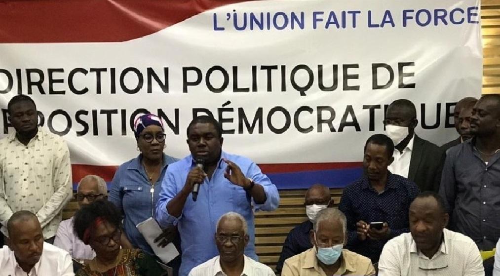 Haïti: L'opposition cherche l'aide de l'ONU pour forcer le départ de Jovenel Moïse