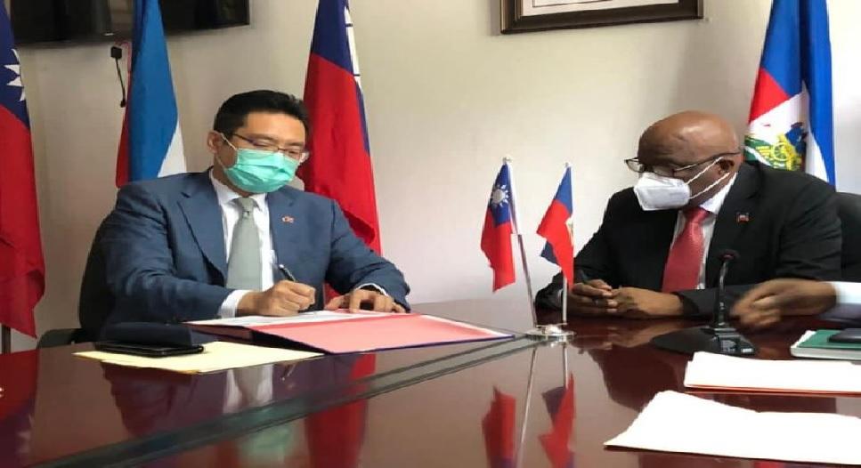 Haïti: Taiwan en renfort de l'agriculture nationale