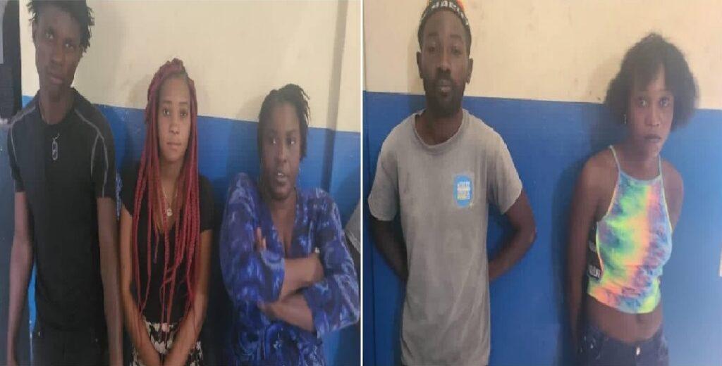 Haïti: Arrestation de cinq individus pour leur implication dans des actes d'enlèvement