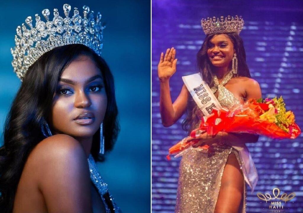 Haïti: Éden Berandoive élue Miss Haïti 2020