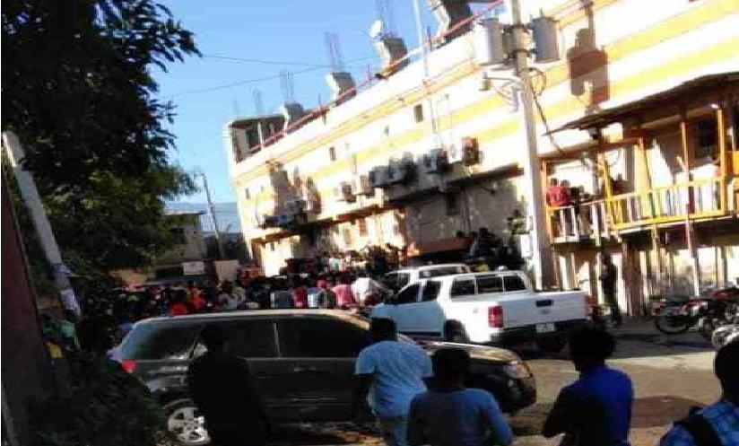 Haïti: Enquête de la police judiciaire sur la mort de plusieurs personnes à  l'hôtel Plaza