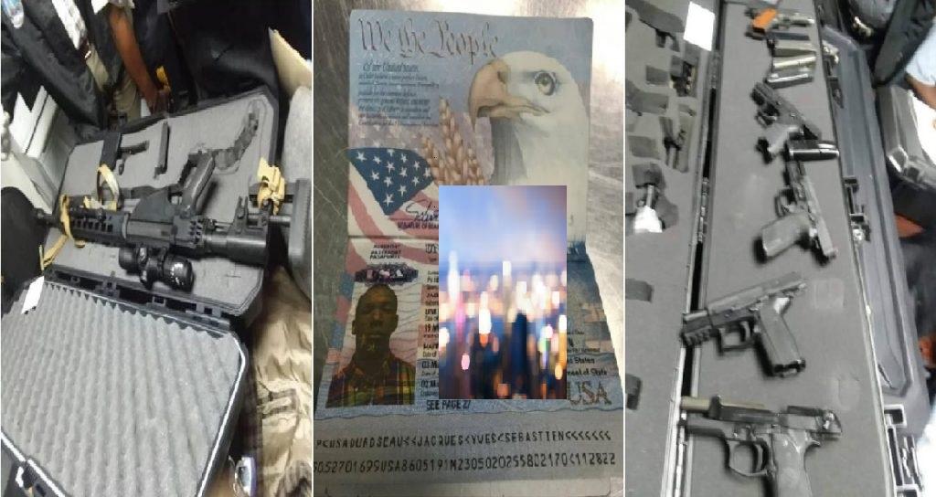 Monde:  Arrêté en Haïti, l'ex US marine Jacques Duroseau, reconnu coupable de trafic d'armes