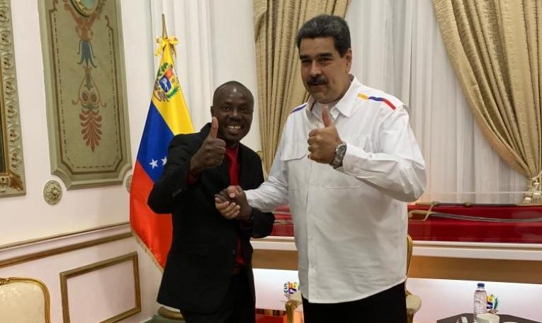 Monde: Moïse Jean Charles au Vénézuéla pour observer les élections législatives