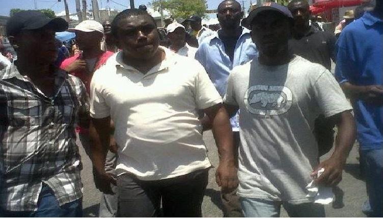Haïti:  Les peu de manifestants ont semé le trouble dans divers endroits de la capitale