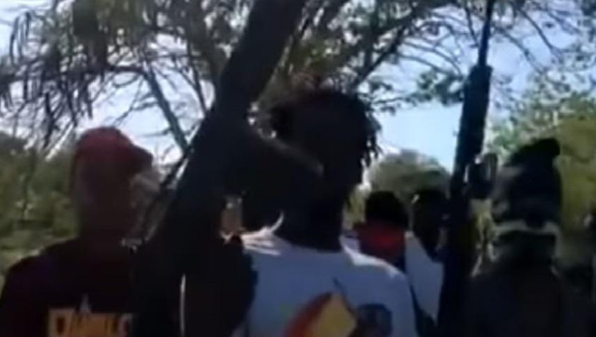 Haïti: Quatre présumés bandits du gang de Savien arrêtés par la PNH
