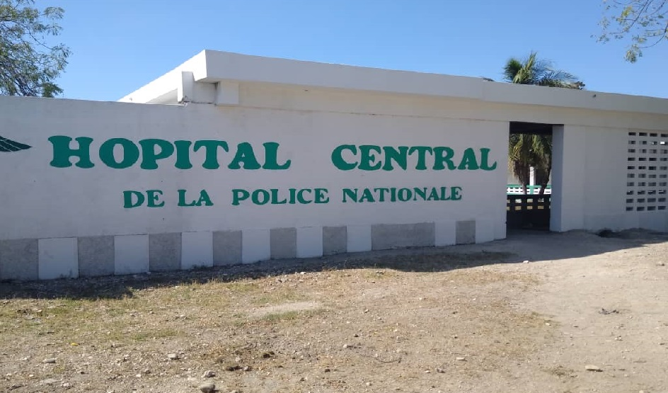 Haïti : Inauguration de l'hôpital central de la Police Nationale