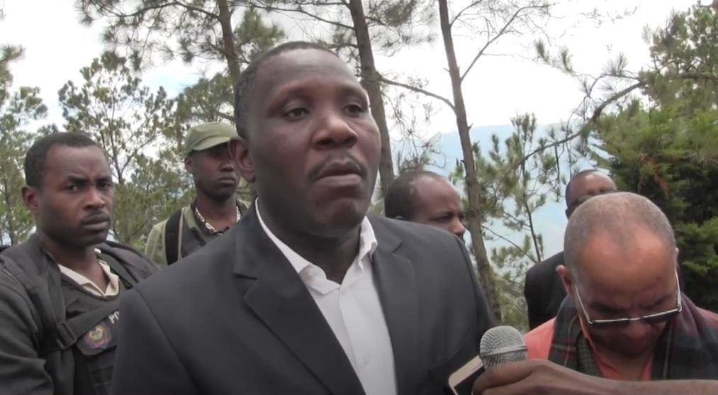 Haïti: Le directeur de la BSAP nie l'implication de ces membres dans les violences à Cannaan