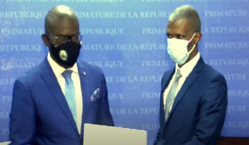 Haïti: Mathias Pierre soumettra son plan stratégique au gouvernement avant les consultations