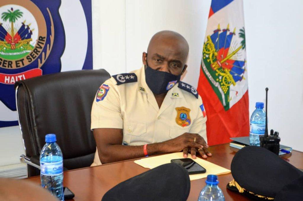 Haïti : Léon Charles « Les bandits ne feront plus la loi sous mon commandement »