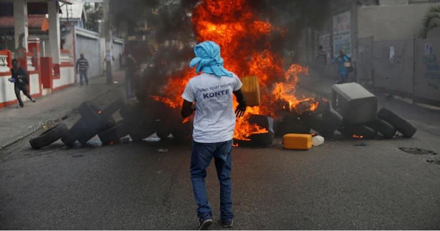 Haïti: L'opposition exige le départ du président Jovenel Moïse d'ici trois semaines