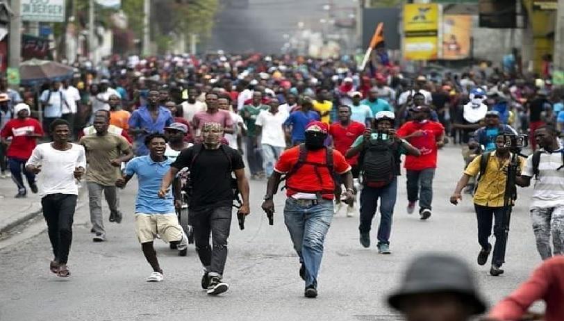 Haïti: Léon Charles «Les fauteurs de trouble de la manifestation du SPNH bientôt identifiés»