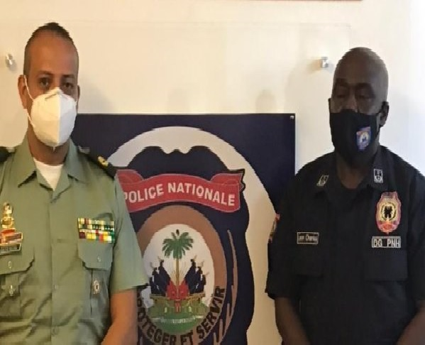 Haïti: Aide de la police colombienne à la PNH pour renforcer son unité anti-enlèvement
