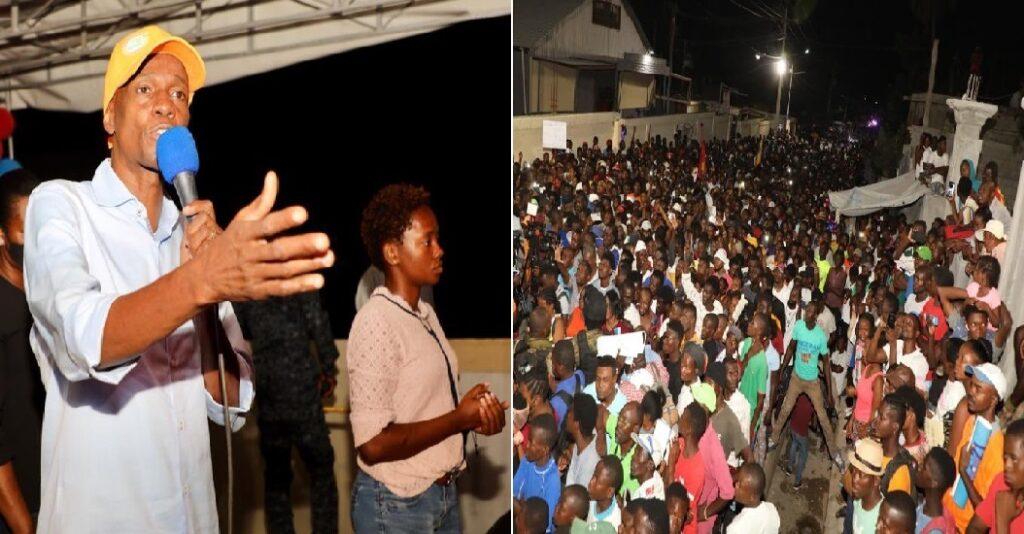Haïti: Jovenel Moïse: « La ville de Jérémie a maintenant accès à l'électricité 24/24 »