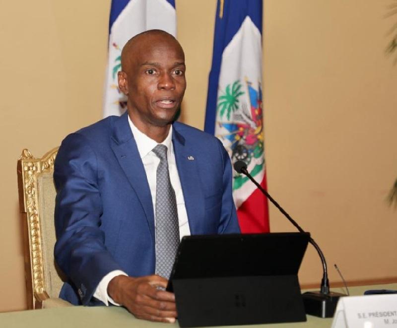 Haïti: Jovenel Moïse dénonce les tentatives d'interruption de l'ordre constitutionnel  par la violence