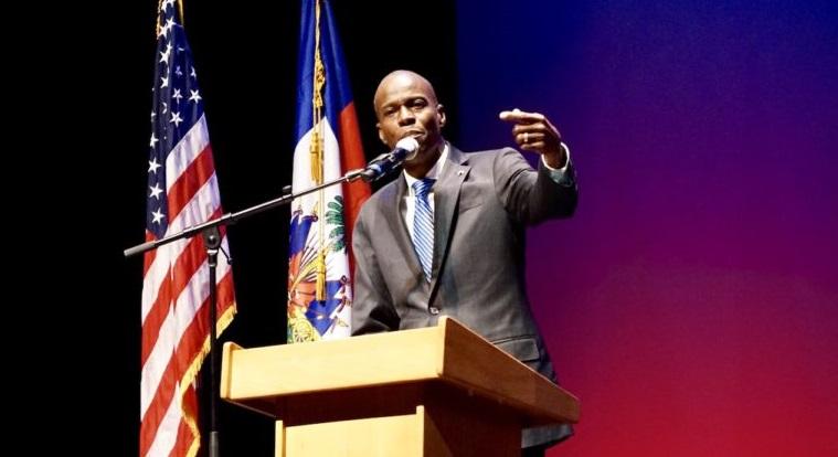 Monde: Le Président Jovenel Moïse reçoit le soutien de son homologue américain Joe Biden