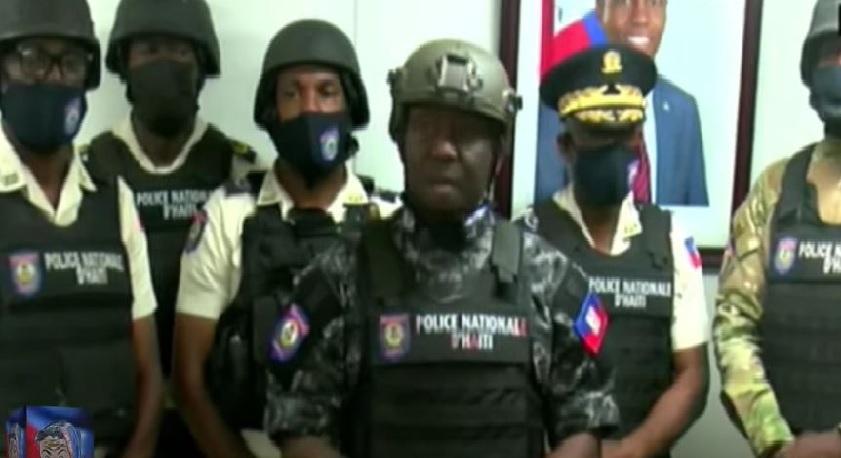 Haïti: Le chef de la Police, Léon Charles,  n'écarte pas un affrontement avec Fantôme 509
