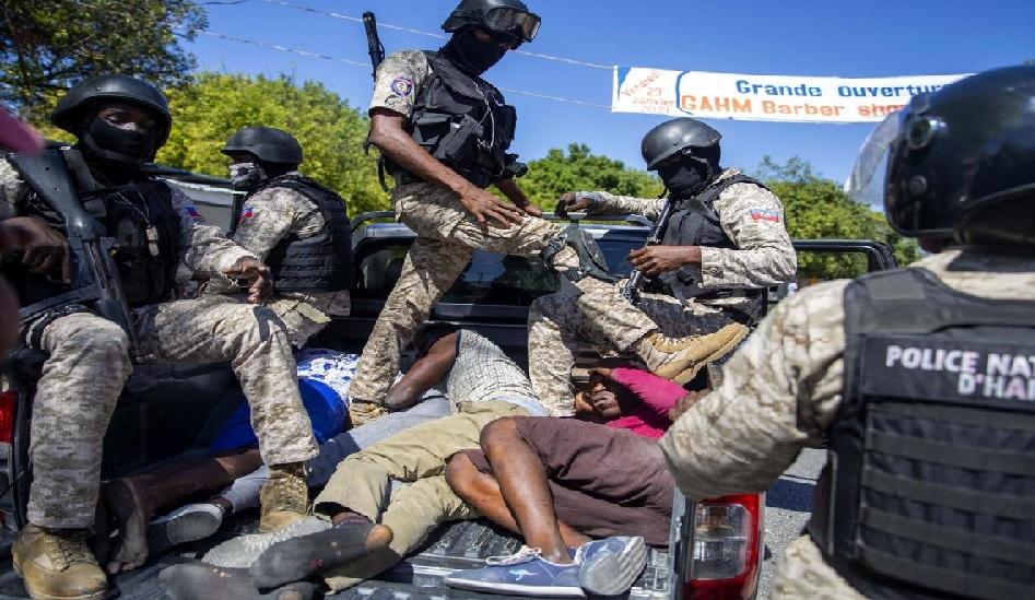 Monde: Le BINUH et les Nations-Unies souhaitent l'arrestation des meurtriers des policiers