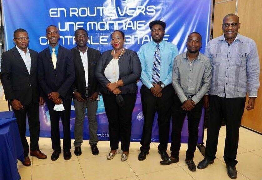 Haïti: «Bitkòb», nom de la monnaie centrale digitale de la Banque de la République d'Haïti