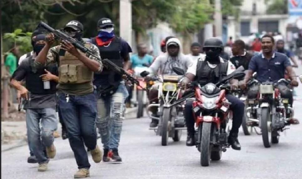 Haïti: Fantôme 509 soupçonné d'être en arrière de l'attaque terroriste à Delmas 32