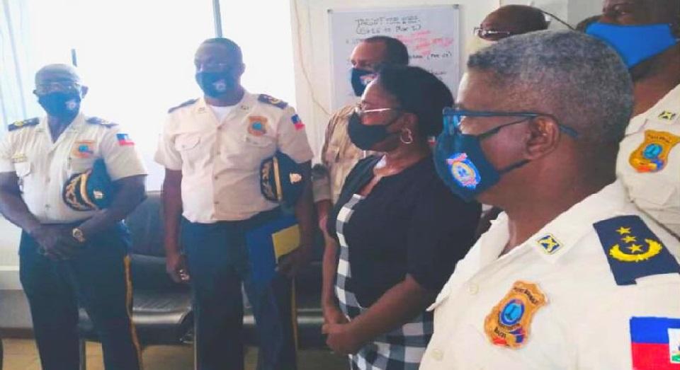 Haïti: Changements significatifs au sein du Haut Commandement de la Police Nationale