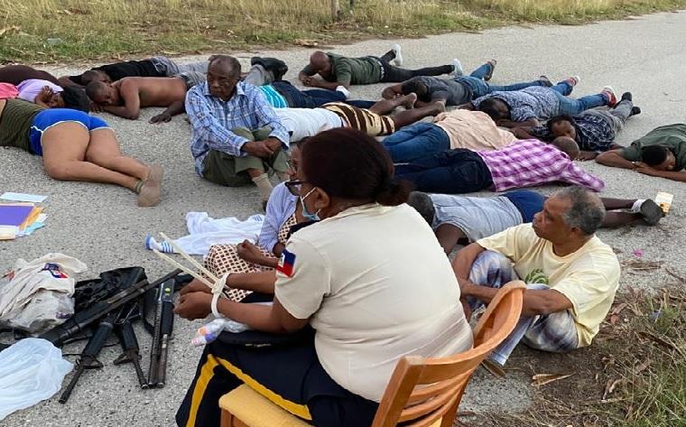 Haïti: Le dossier des prévenus du supposé coup d'état de Petit Bois est en cours d'instruction