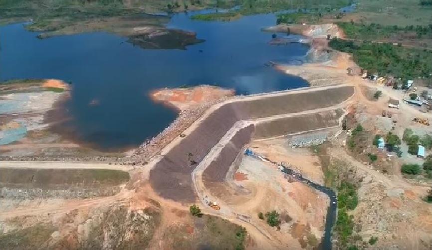 Haïti: Le Méga Projet Visible sur la  rivière Marion salué par des adversaires de Jovenel Moïse