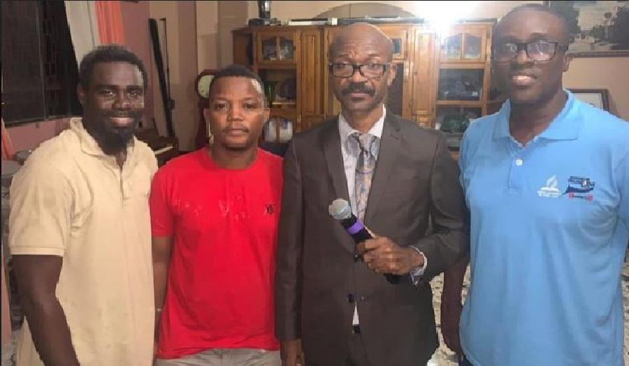Haïti : Le pasteur Audalus Estimé et trois fidèles kidnappés en plein service religieux libérés