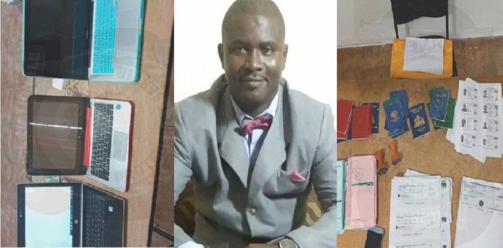 Haïti: Bonnet Vanol, appréhendé par le BAFE pour détournement de fonds et association de malfaiteurs