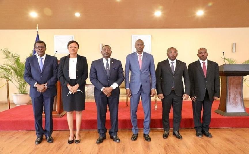 Haïti: Installation des membres du Conseil National d'Assistance Légale (CNAL)